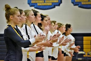 Varsity Volleyball 2019