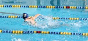 Girls Swim 2019