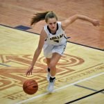 Girls Basketball Squeaks Out Win Over TC West