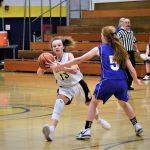 Freshman Girls Basketball Scores Win Over Gladwin