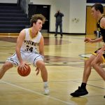 Boys Basketball Wins Big Conference Game, Remains Undefeated
