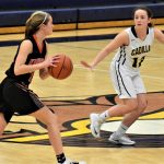 Girls Basketball Tops Mt Pleasant