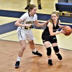 Girls Basketball Sweeps Benzie Central