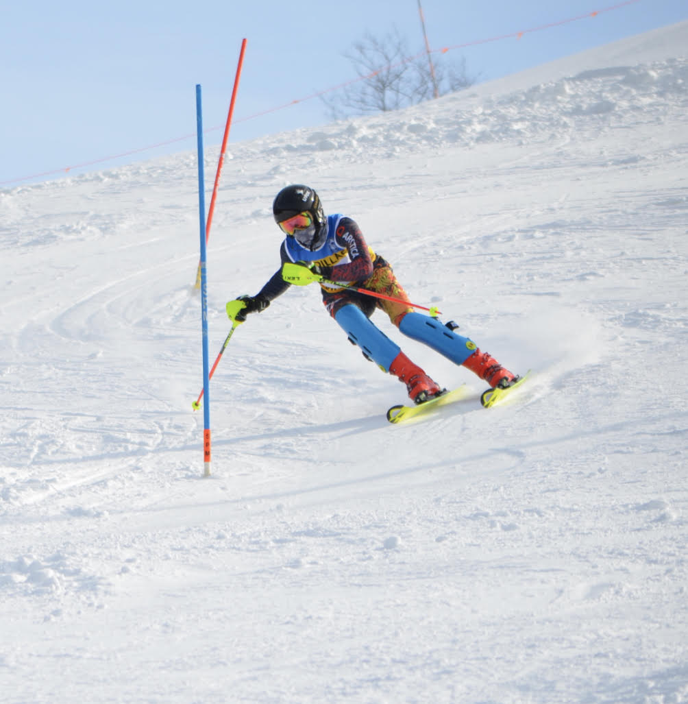 Ski Teams Take First and Second at Home Invite