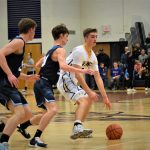 Boys Basketball Loses Heartbreaker to TC West