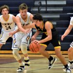 Cadillac Boys Basketball Crushes Coyotes