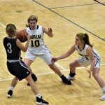 Girls Basketball Tops TC Central