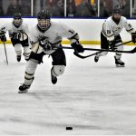 Viking Hockey Falls to TC West in BNC Matchup