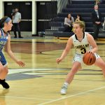 Vikings Top Dukes on Senior/Parents Night