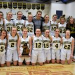 Girls Basketball Claims Back to Back District Titles