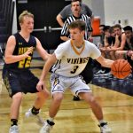 Boys Basketball Crushes Chippewas, Advances in Districts
