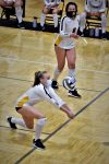 Volleyball Drops BNC Match to TC West