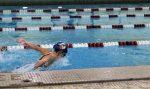 Swim Team Goes 1-1 at Ludington Meet