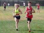 Cross Country Competes at Cougar Falcon Invite