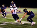 Varsity Football Tops Gaylord 21-7, Remains Undefeated