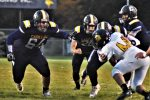 Varsity Football Falls to TC Central