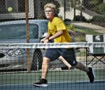 JV Boys Tennis Finishes 2nd in BNC
