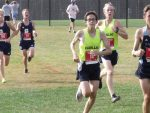 JV Cross Country Competes at Mancelona Invite