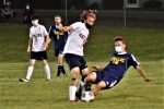 Varsity Soccer Tops Gaylord in Final Regular Season Game