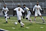 Soccer Falls to Petoskey in District Finals