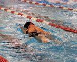 Swim Beats Alma at Tri Meet