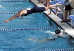 Swim Team Places 4th at Coastal Conference Meet