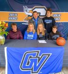Molly Anderson Signs with GVSU Women's Basketball Program