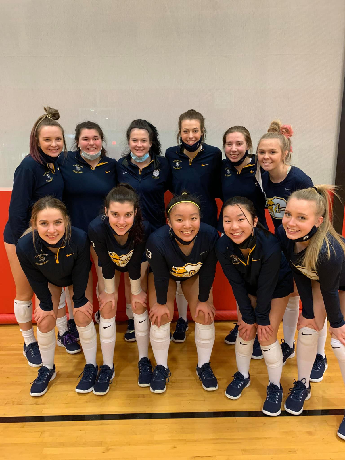 Volleyball Falls Short to Reigning State Champs in Semifinals