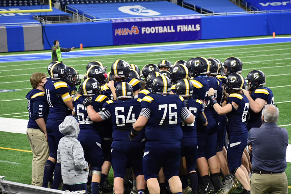 Football State Finals – January 2021