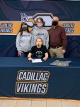 Gwen Phillips Signs with LSSU for Track and Cross Country
