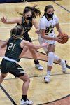 TC West Snaps Varsity Girls Basketball BNC Streak