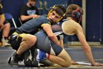 Cadillac Wrestling Goes 3-0 at Home Quad