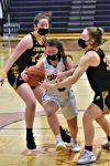 Girls Basketball Wins Third Straight BNC Title
