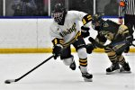 Hockey Falls to Midland to End Season