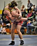 Wrestling Wraps Up Season at Individual Districts and Girls Championship Meet