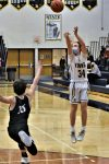 Boys Basketball Will Play for District Trophy Saturday