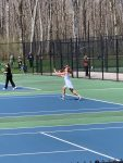 Varsity Tennis Falls to TC West 7-1