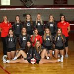 Team Spotlight: Varsity Volleyball