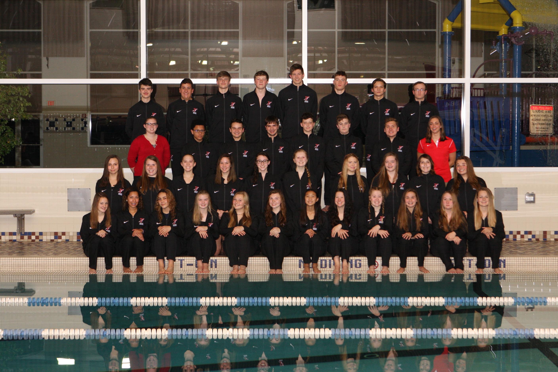 SENIOR NIGHT For Fairview Swimmers
