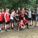 Boys Varsity Cross Country team repeats as Avon Lake Earlybird Invitational Champions
