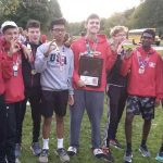 Boys CC Team Captures 3rd Consecutive PAC Title