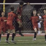 Boys Varsity Soccer Rides Hot Start, Trounces Lake Ridge 4-0 Advancing To District Final