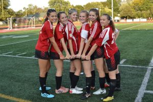 Girls Soccer Senior Night 2019 (Images)