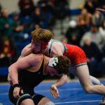 OHSAA Sectional Wrestling 2/29 (Photo Credit: Erica Kaufmann)
