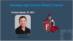 March is National Athletic Training Month: Recognizing Chelsea Stanik