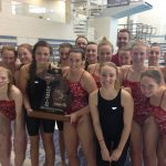 Girls Swimming Team Wins State Title