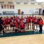 JV Volleyball Exemplifies Sportsmanship