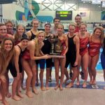 Girls Swimming Wins State Championship