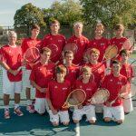 Boys Tennis Earns All-Academic Team Award