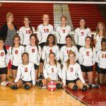 Varsity Volleyball Earns Academic Honors